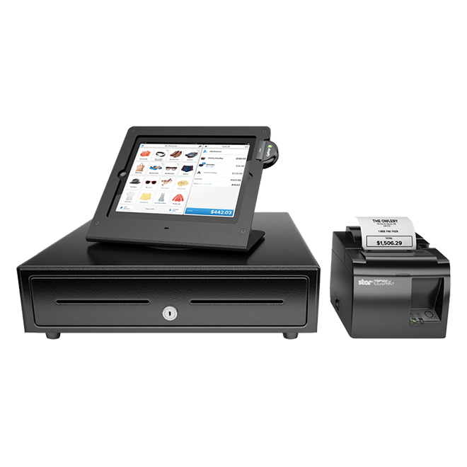 Shopify Cash Register Systems Amp Pos Tablet Pos System