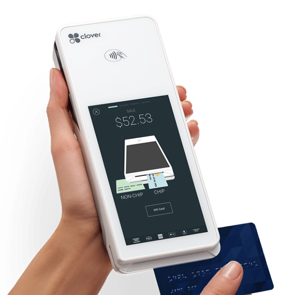 Clover Flex Mobile Point Of Sale Flexible Pos System