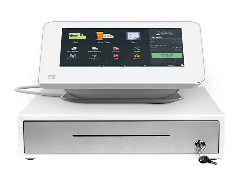 Refurbished Clover Mini Compact On The Go Pos System